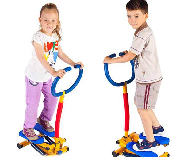 Детский Степпер - фото тренажера для детей