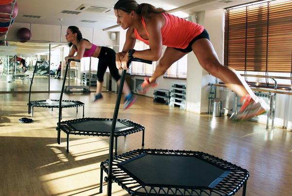 джампинг фитнес