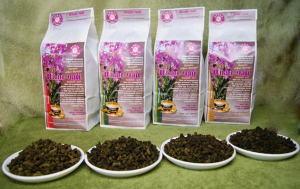 Иван-чай ферментированный в домашних условиях