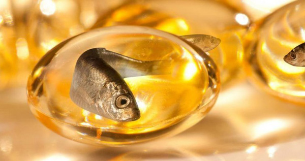 Рыбий жир в капсулах